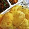Punjabi Bhatura Recipe/How to make yeast free bhature