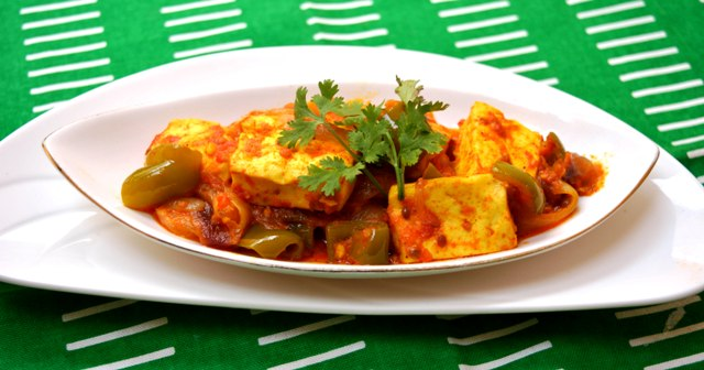 Cheese Chili Punjabi Style/ How to make Chili Paneer Indian Style