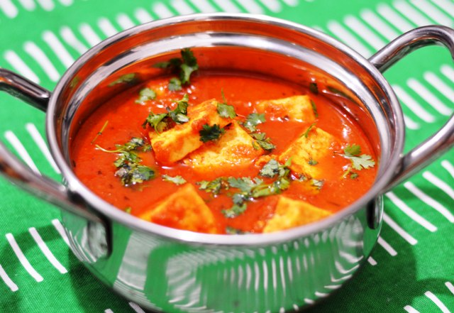 Cheese Tomato Gravy/ Tomato Paneer Curry