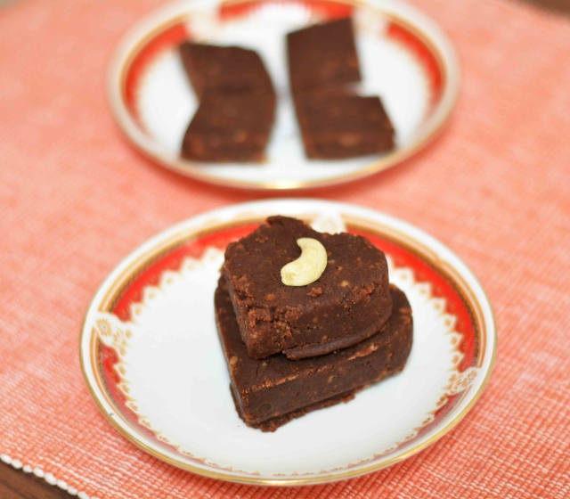 Chocolate Halwa Recipe