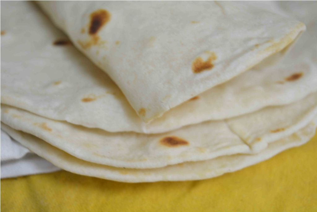 Wheat Flour Tortilla/ Homemade Healthy Wheat Flour Tortilla