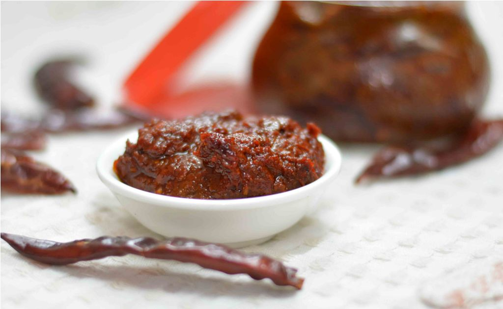 A fiery & tangy gift from Chamba- Chukh / Hot Red Chili Chutney