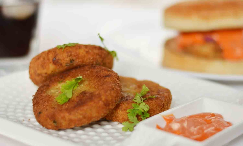 Mc Aloo Tikki Burger
