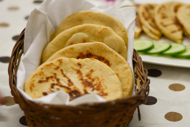 Pita Bread- The Lebanese Flatbread