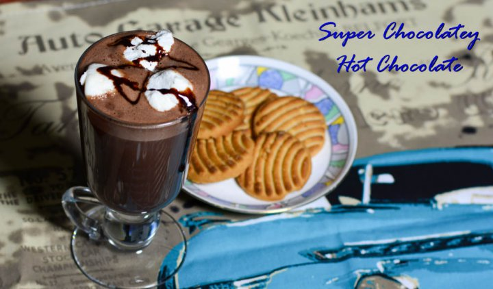 Super Chocolatey Hot Chocolate