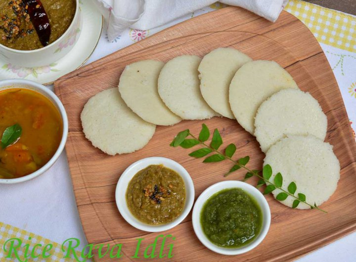 Soft and Pillowy Idli Using Idli Rava/ How to make Rava Idli in a Steamer