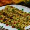 Fatfree Mixed Dal Crepe/ Protein rich mixed dal chillas