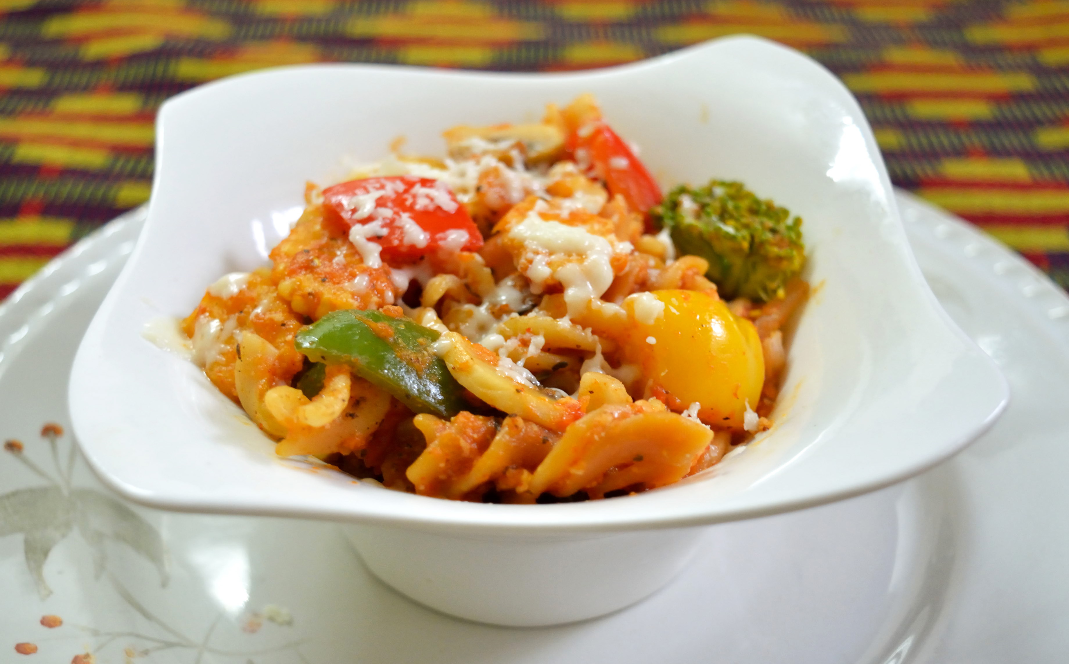 Angry Pasta Arrabiata/how to make pasta in tomato sauce